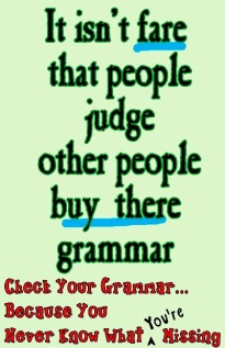 Grammar-Notice