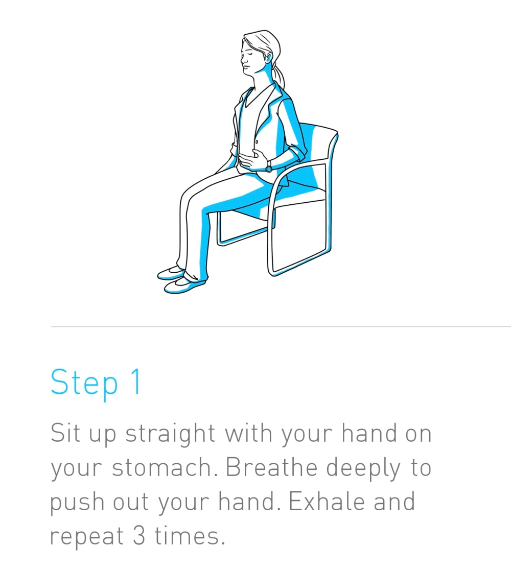 Breathing Technique - Step 01