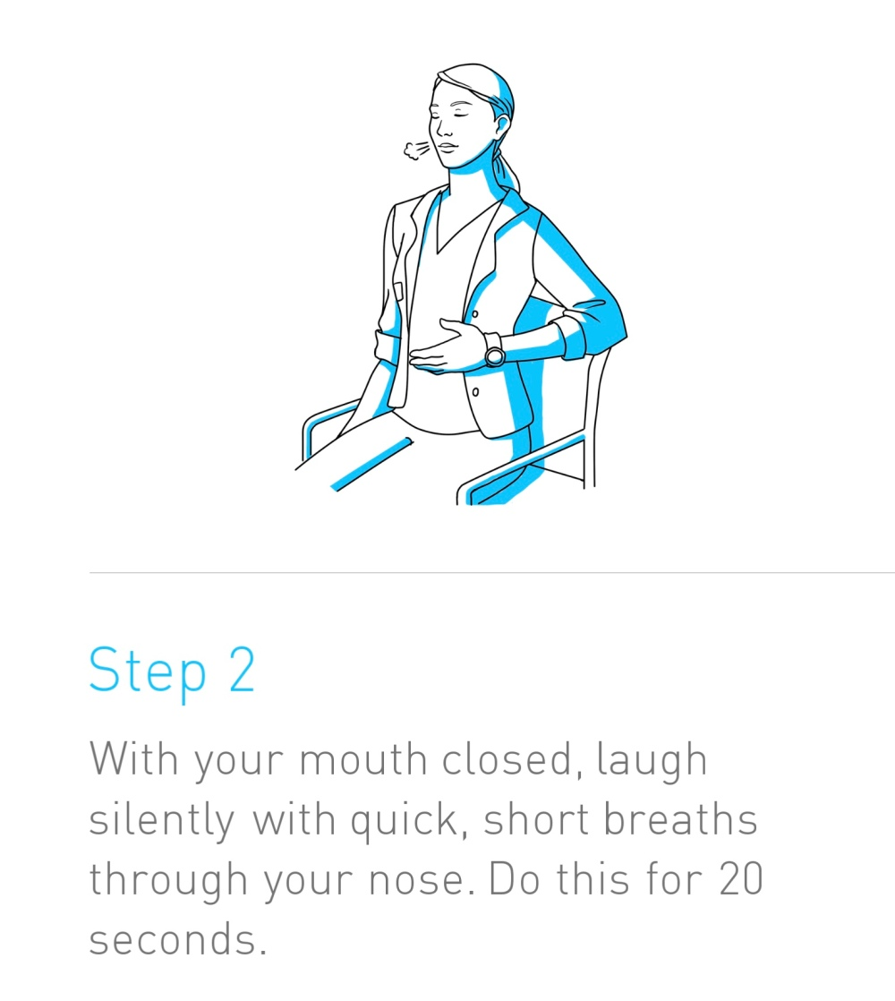 Breathing Technique - Step 02