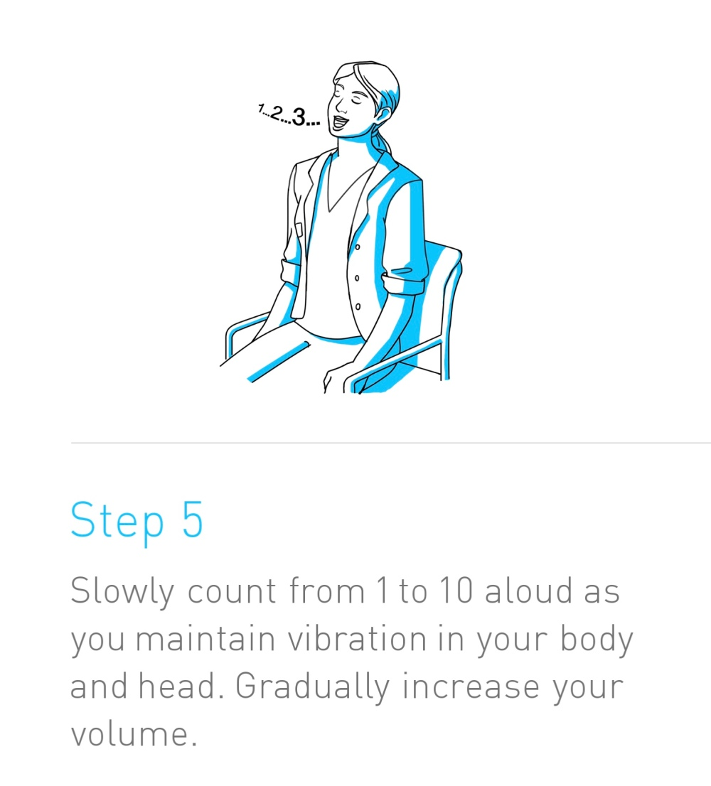 Breathing Technique - Step 05